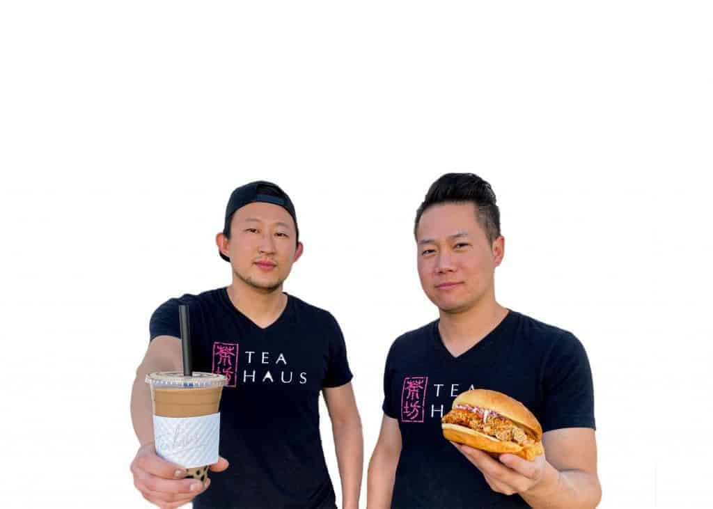 Tea Haus Boba Asian Fusion