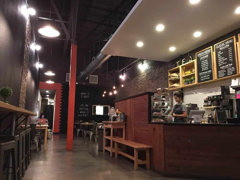 Original Tea Haus Asian Fusion Boba