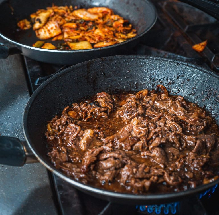 Korean BBQ Kimchi