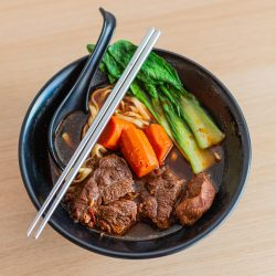Taiwanese Beef Noodle Soup 牛肉麵
