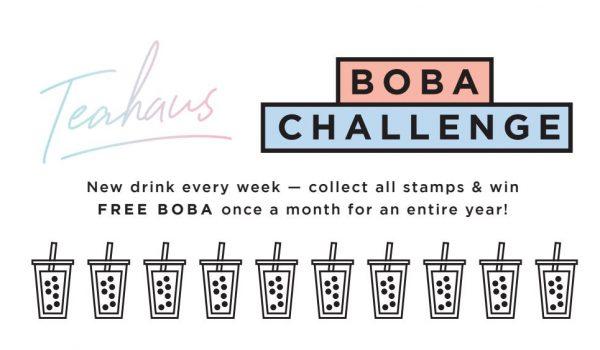 Boba Challenge